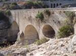 Le pont du diable avant St Guilhem