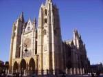 Cliquez sur la photo de la cathédrale de Léon pour l'agrandir
